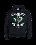 Blockhouse Bay Reserve Die Hards Hoodie