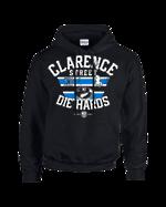 Clarence Street Die Hards Hoodie