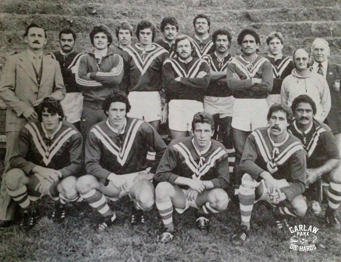 Auckland Rugby League Team 1979