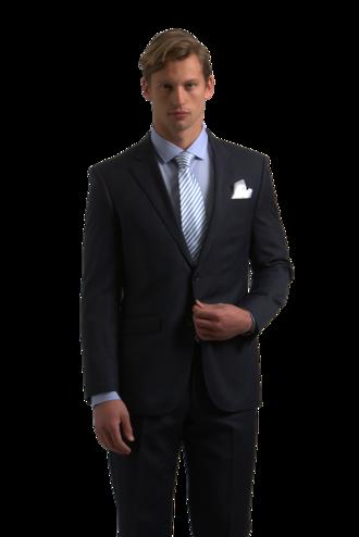 Classic Black slim fit Suit