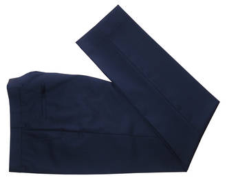 Rich Blue slim fit trouser