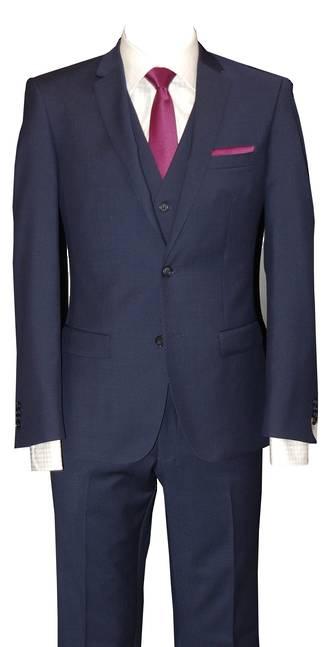 Rich Blue slim fit Suit
