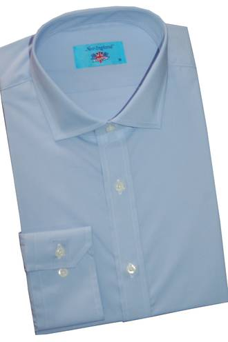 New England Pale Blue shirt