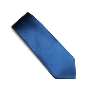 Cobalt Jacquard tie