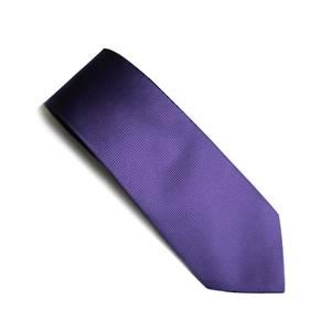 Lilac Jacquard tie