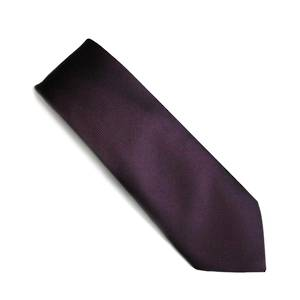Rich Purple Jacquard tie