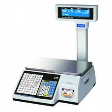 CAS CL-5200 Barcode Label Printing Scale