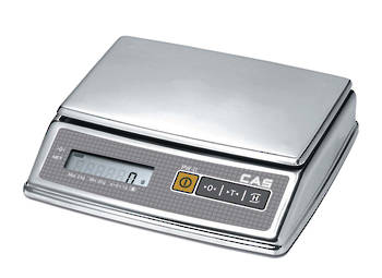CAS PW-II Portion Control Scale
