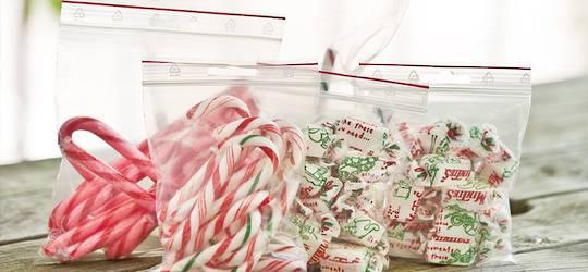 Minigrip Plastic Bag 100 x 130 x 40 (100) (R)