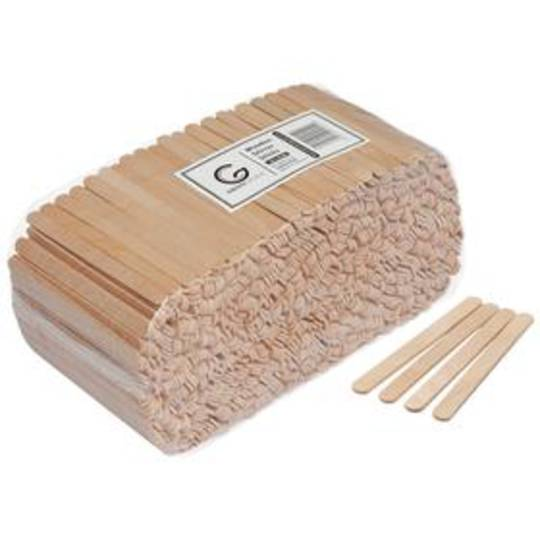 Stirrers Wood (1000) Unwrapped 113mm