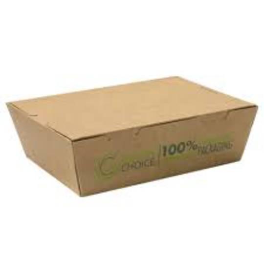 Foodpack Cardboard LARGE (50)