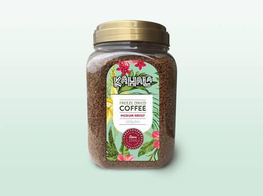 Coffee Kahala Freeze Dried GRANULATED 500g Medium Roast