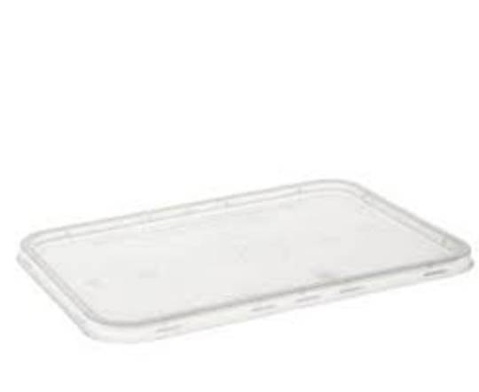 LIDS RECTANGLE Containers 500ml-1000ml (50)