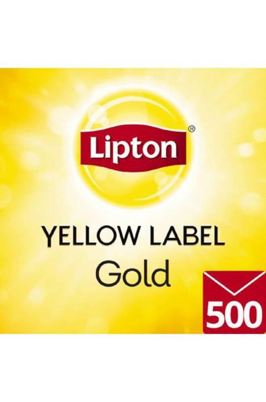 Teabags YELLOW LABEL Lipton (Env) (500)