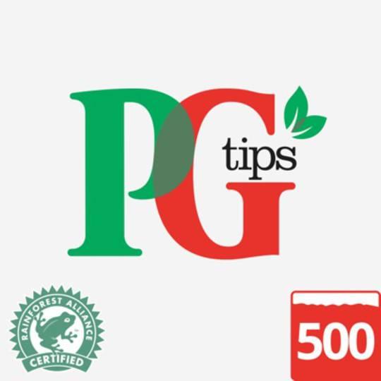 Teabags PG Tips (500)