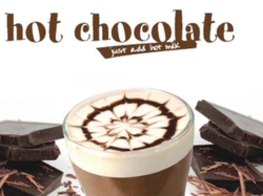 Thirst Hot Chocolate Cafe Style 3kg