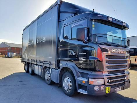 2013 Scania R R56O - 560 LB8X4MSA