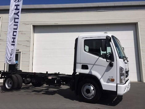 2020 Hyundai Mighty EX9 CAB/CHASSIS