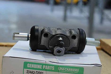 Brake components TCM