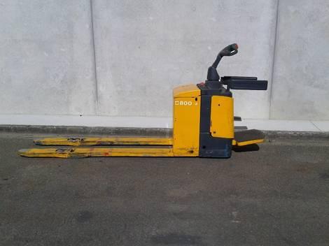2007 Jungheinrich ERE120 - Stk 2144