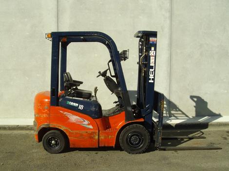 2010 HELI CPCD18-KU1G  - Stk 2808