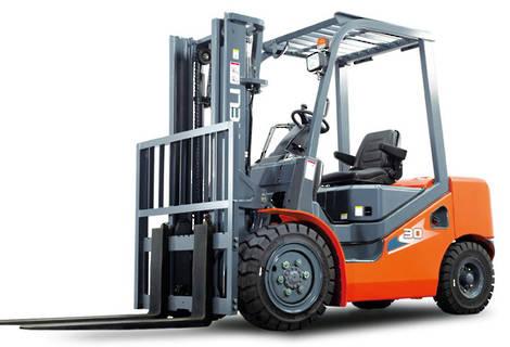 Heli Diesel Petrol LPG Forklifts