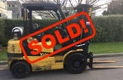 YALE GTP25Tk Forklift