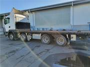 2007 Scania R470 R SERIES 8X4 FLAT DECK