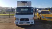 2012 Hyundai HD75 4X2 REEFER TRUCK