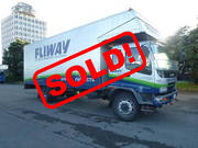 Isuzu FTR750 4X2 FURNITURE BODY 2005