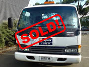 Isuzu NQR500 4X2 LIGHT TRUCK 2004