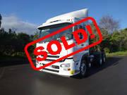UD Trucks Model 2014