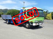 Isuzu FRR500 4X2 VEHICLE RECOVERY 2004
