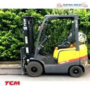 TCM FG18T13 LPG Forklift