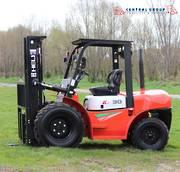 Heli Rough Terrain Forklift