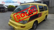 Mitsubishi L300 Lwb 2002