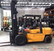 TCM FG50T9 Petrol / LPG Forklift