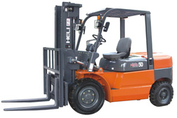 CPCD40-50_enginer_power_forklift