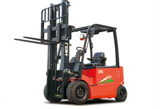 GSeries- Heli Four Wheel forklift