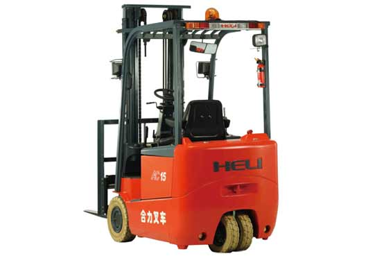 GSeries-Heli Forklifts CPD10S-20S