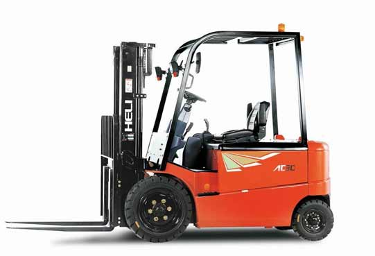 g-sERIES-Four Wheel-forklift