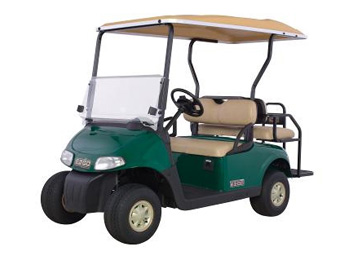 Golf cart EZGO new used hire Wellington Auckland NZ