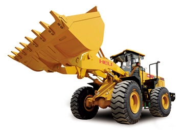 Heli Wheel Loader Auckland Wellington Christchurch
