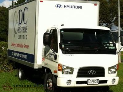 Hyundai Trucks Wellington