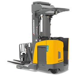 Jungheinrich Electric reach truck NZ