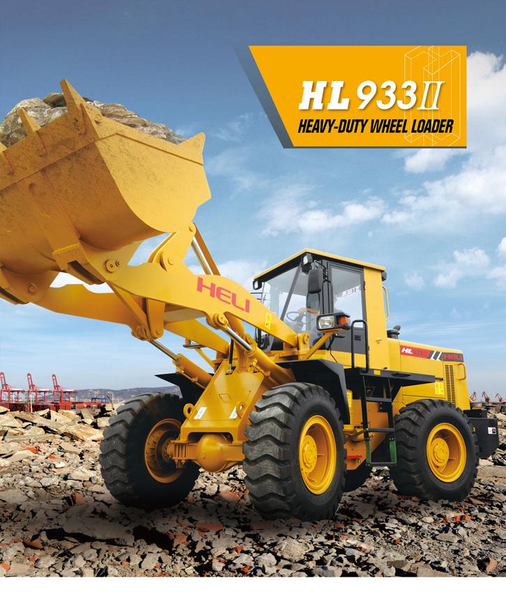 HL-933 wheel loader