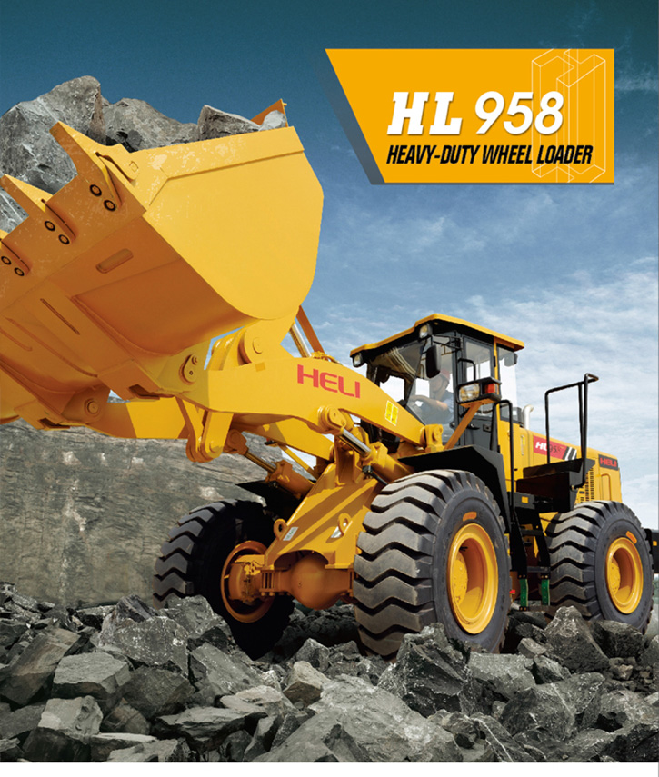 Heli wheel loader