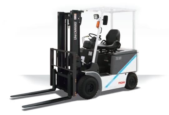 TCM Forklift Wellington NZ