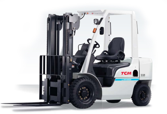 TCM Petrol/LPG Forklift Central Group