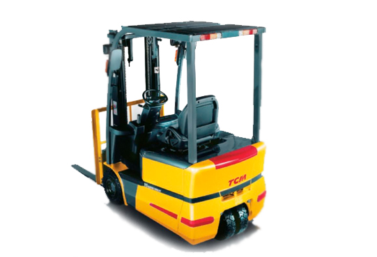 TCM 3 wheel forklift Central Group